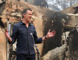 THIS IS WHY WE RECALL: Because Newsom Will Watch California Burn to Prove Climate Change