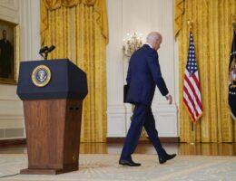 Thousands Crash the Border, Americans Still Hostage in Mazar-i-Sharif: Biden's Response Says It All