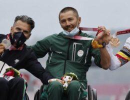Tokyo Paralympics: South Africa's Du Preez lands childhood dream