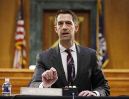 Tom Cotton Blisters Tony Fauci for Lecturing America as He Hides His Involvement in COVID's Creation