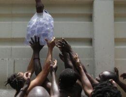 Truce or No Truce: Gangs in Haiti Control Aid Movement