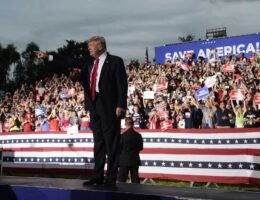 Trump Makes It Clear He's Running, Lights up Georgia Rally on Biden, Durham and the Audit