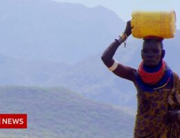 Turkana: The front line of climate change