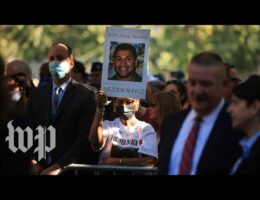 U.S. Commemorates The 20th Anniversary Of 9/11 (Live)