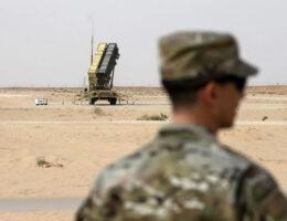 U.S. Pulls Missile Defenses From Saudi Arabia