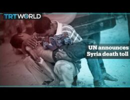 UN Calculates New Death Toll From Syrian Civil War