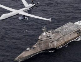 US navy launches Middle East drone task force amid Iran tensions