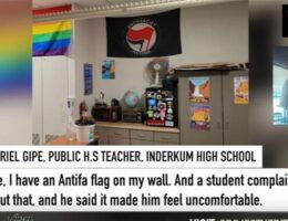 WATCH: Parents Light Up Natomas CA School Board Over Pro-Antifa Teacher