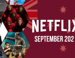 What's Coming to Netflix Australia in September 2021