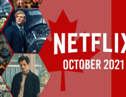 What's Coming to Netflix Canada in October 2021