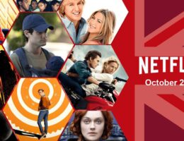 What's Coming to Netflix UK in October 2021