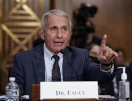 Why Can't Dr. Anthony Fauci Stop Lying?
