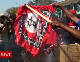 Why people in Eswatini are protesting