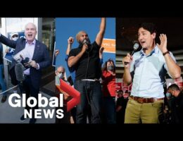 Will Canadian Prime Minister Trudeau Be Re-Elected This Monday When Canadians Go To The Polls?