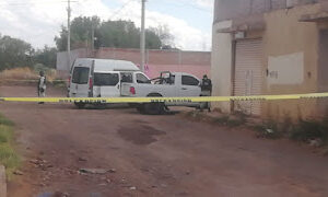 Zacatecas, ZAC: Narco Message Left On A Mans Corpse