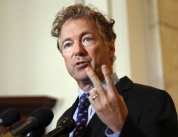 A Vindicated Rand Paul Calls for Fauci's Firing After NIH Admits to Funding Gain-Of Function Research
