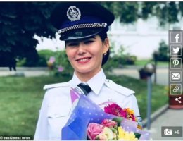 Afghanistan's Top Female Police Officer Succeeds In Fleeing The Country
