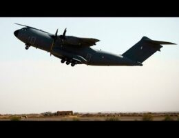 Algeria Bars French Military Planes From Its Airspace