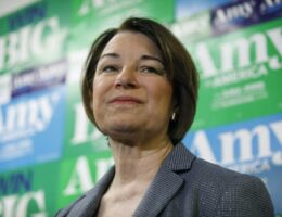 Amy Klobuchar's Plan to 'Rein in' Social Media Is Downright Chilling