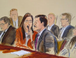 Appeals Court Hears Claims Of Jury Bias At 'El Chapo' Trial