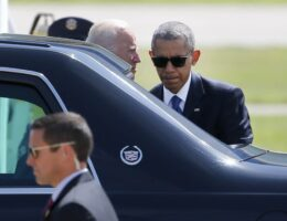 As Biden's Ratings Plummet, Obama Tries to Save Him From Himself