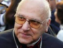 """ASIA/MIDDLE EAST - Patriarch emeritus Michel Sabbah: """"The future of Christians in the Middle East is not a question of numbers, but of faith"""""""