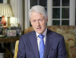 Bill Clinton Hospitalized in California With Sepsis