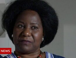 Burkina Faso: 'Forgiveness comes from God, but justice is needed' says Mariam Sankara
