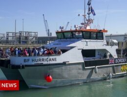 Channel migration: Border boat staff don't need immunity from prosecution, says union