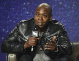 Chappelle Strikes Back in First Live Show Since Leftist Mob Tried to Silence Him
