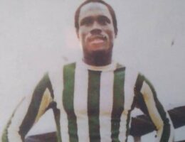 Cherif Souleymane: 'I was the only black player in East Germany'