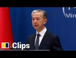 China Responds To President Biden's Vow To Defend Taiwan Against An Attack By China