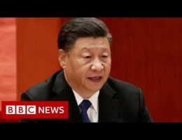 Chinese President Xi Jinping Says 'Reunification' With Taiwan Will Happen