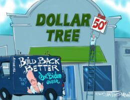 CODE RED: As Goes the Dollar Tree, So Goes America
