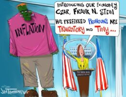 """CODE RED: Straight From the White House. Inflation's Preferred Pronouns Are """"Transitory"""" and """"Tiny"""""""