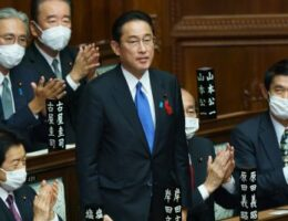 Consensus-builder Kishida's challenge to maintain stability in Japan