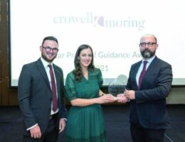 Crowell & Moring receives '2021 Qatar Practical Guidance Award' by LexisNexis Middle East