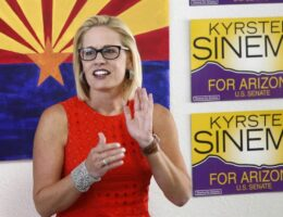 Did Leftists Who Stalked and Filmed Sinema in the Bathroom Commit a Crime?