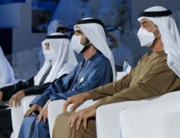 Dubai Expo 2020 opens its doors in Middle East