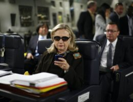Durham Probe Heats up Even More With New Action Involving Clinton Law Firm