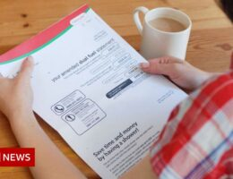 Energy bills could rise by hundreds of pounds