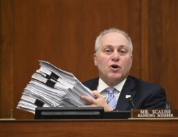 'Fake News': Steve Scalise Has Words With Stephanie Grisham Over Claim About WH Visit, Melania Trump