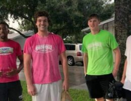 Feel-Good Friday: Chivalry Is Alive and Well in Four Young Men Who Help an Elderly Lady