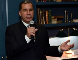 Fmr. NY Gov. David Paterson Condemns DA for Not Prosecuting Shoplifters