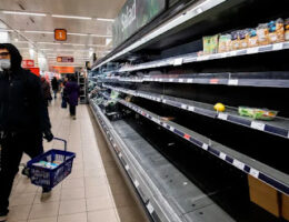 Food Shortages Are The Next Supply-Chain Crunch