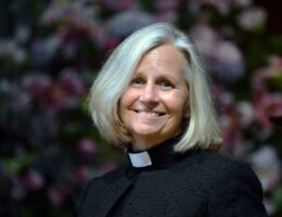 Former associate rector in Belvedere to serve as first woman incumbent priest in the Middle East