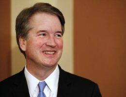 Fully Vaccinated Justice Brett Kavanaugh Tests Positive For Covid-19