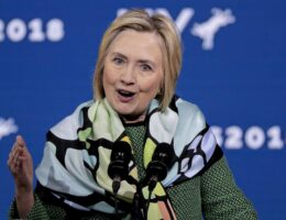 Has Hillary Clinton Lost Her Mind?