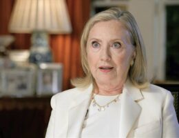 Hillary Clinton Talks About Her 'First Foray Into Fiction' and I Have Thoughts