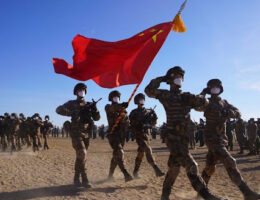 How Much Does China Spend On Its Military?